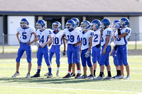 09-09-16 FB Frosh B Weatherford v Burleson Hay 3007