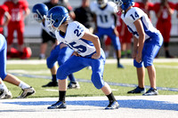 09-09-16 FB Frosh B Weatherford v Burleson Hay 3016