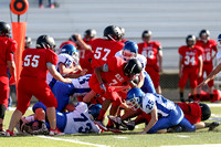 09-09-16 FB Frosh B Weatherford v Burleson Hay 3018
