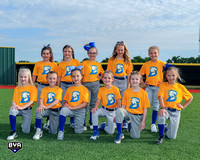 Brock Softball #1