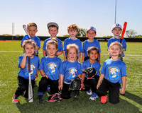 Brock T-Ball Blue