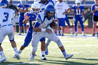 10-6-16-16 FB  Frosh Brock Gold v Nolan Catholic Hays 6019