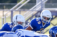 10-6-16-16 FB  Frosh Brock Gold v Nolan Catholic Hays 6013