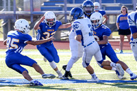 10-6-16-16 FB  Frosh Brock Gold v Nolan Catholic Hays 6015