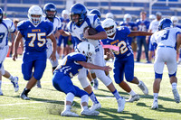 10-6-16-16 FB  Frosh Brock Gold v Nolan Catholic Hays 6020